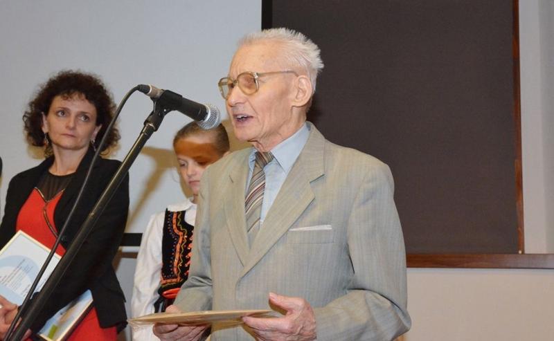 Paweł Stefanowski, laureat Nagrody im. Romana Reinfussa 2017