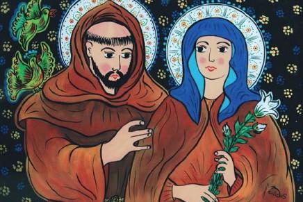 """Wystawa """"Od św. Franciszka do błogosławionych z Pariacoto"""""""
