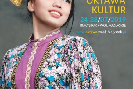 """XII Międzynarodowy Festiwal """"Podlaska Oktawa Kultur"""