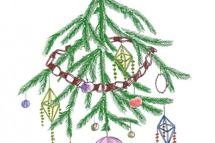 Dawne zwyczaje bożonarodzeniowe mieszkańców świętokrzyskiej wsi