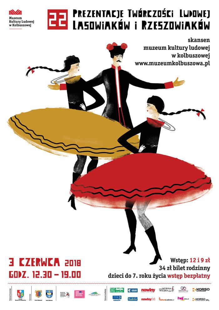 XXII Prezentacje Twórczości Ludowej Lasowiaków i Rzeszowiaków