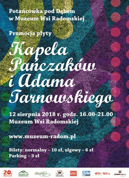 Promocja płyty: Kapela Pańczaków i Adama Tarnowskiego