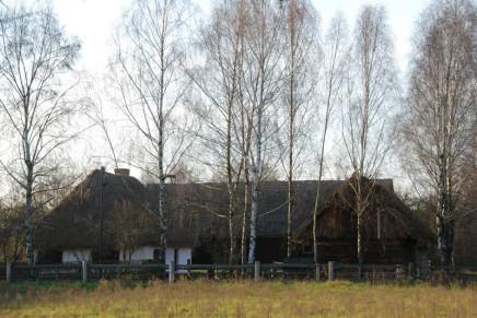 Skansen w Sierpcu rozbuduje ekspozycję – powstanie wieś przydrożna