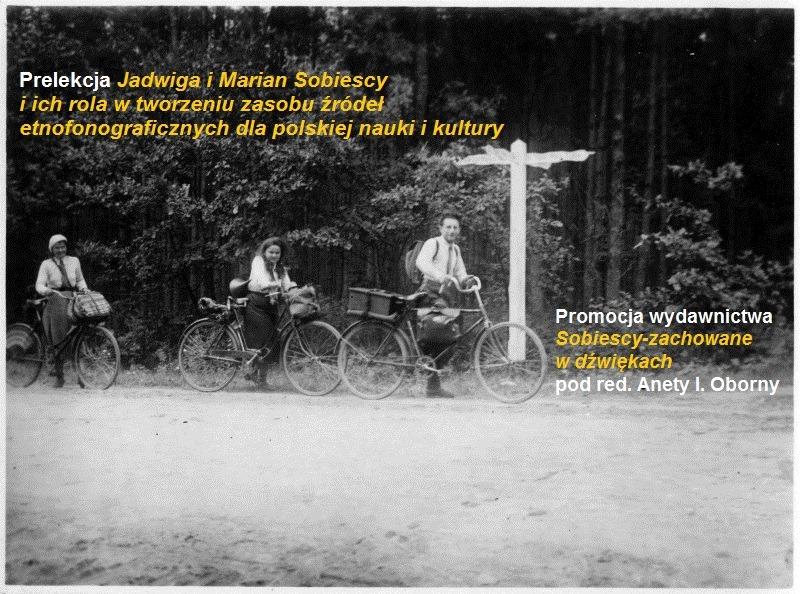 Jadwiga i Marian Sobiescy – prelekcja i promocja wydawnictwa