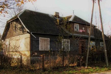 Budynek starej drewnianej szkoły trafił do Podlaskiego Muzeum Kultury Ludowej
