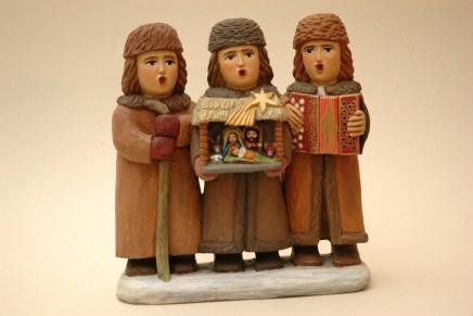 Współczesne życzenia świąteczne z okazji Bożego Narodzenia i Nowego Roku