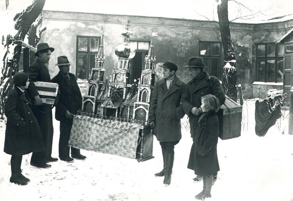 Historia szopek krakowskich i konkursu na ich budowę