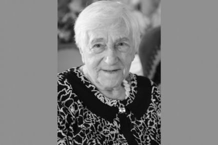Zmarła prof. Anna Szyfer – badaczka kultury ludowej Warmii i Mazur