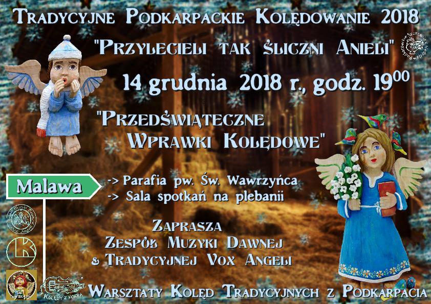 Warsztaty kolęd tradycyjnych z Podkarpacia