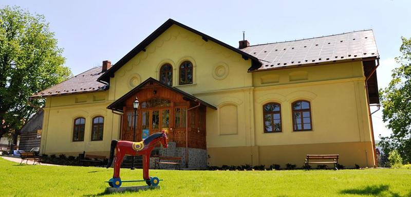 Beskidzkie Centrum Zabawki, fot. www.facebook.com/weekendotwartychpracowni