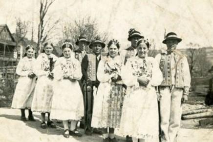 Podłazy, swaty, namówiny czyli wesele w Pieninach