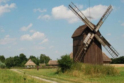 Muzeum Wsi Mazowieckiej w Sierpcu planuje remont XIX -w. wiatraka