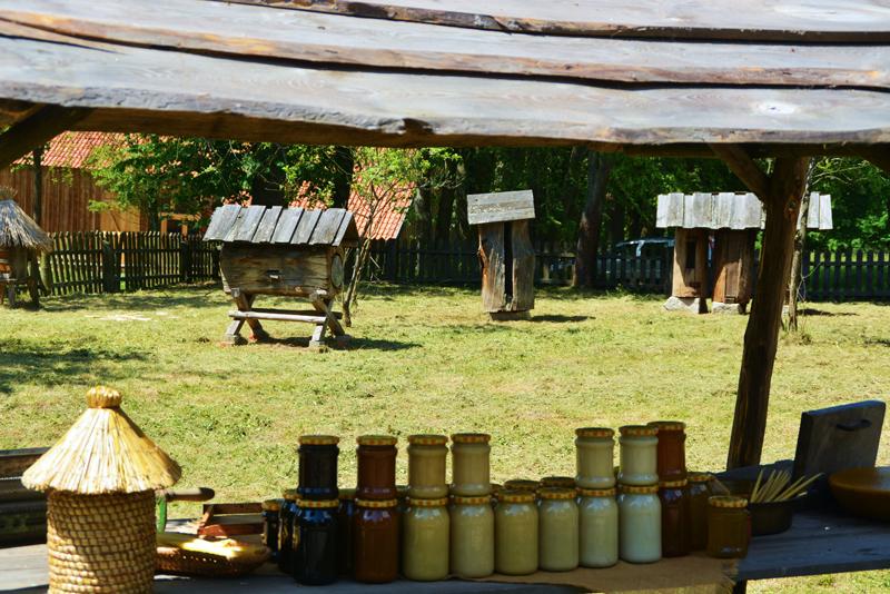 Wielki Dzień Pszczół w skansenie w Olsztynku