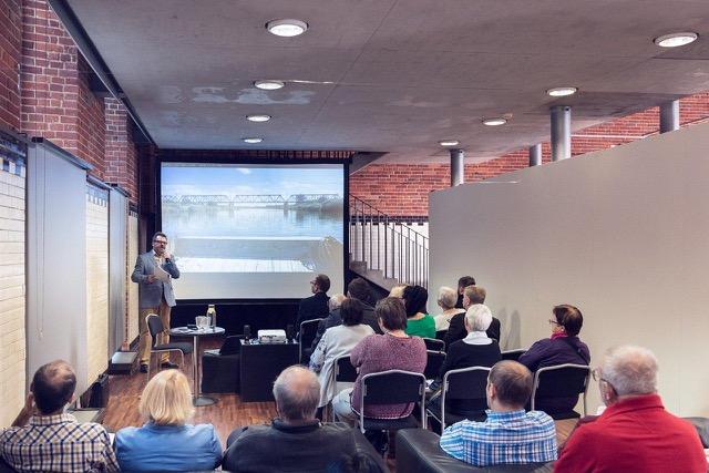 Sesja podsumowująca projekt badawczy, fot. Muzeum Miejskie w Tychach