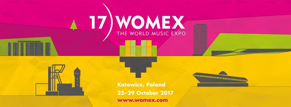 Inauguracja Womex 2017 na antenie radiowej Dwójki