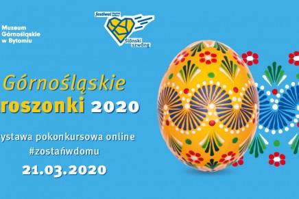 Najpiękniejsze kroszonki – na wystawie online Muzeum Górnośląskiego