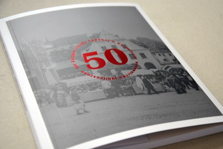 50 lat Targów Sztuki Ludowej w Kazimierzu – wydawnictwo jubileuszowe