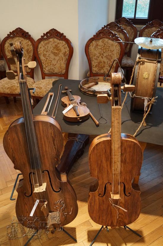 fot. Muzeum Ludowych Instrumentów Muzycznych w Szydłowcu