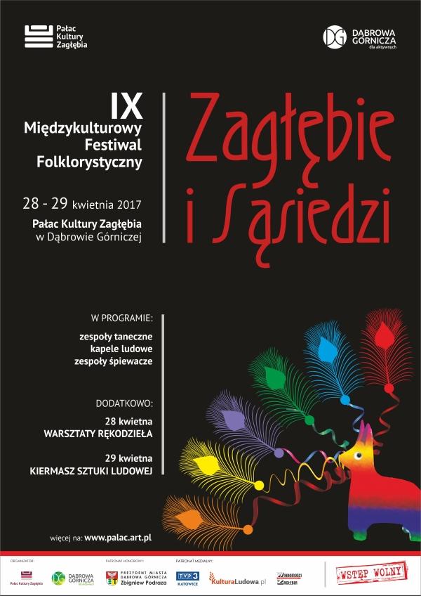 Międzykulturowy Festiwal Folklorystyczny Zagłębie i Sąsiedzi,