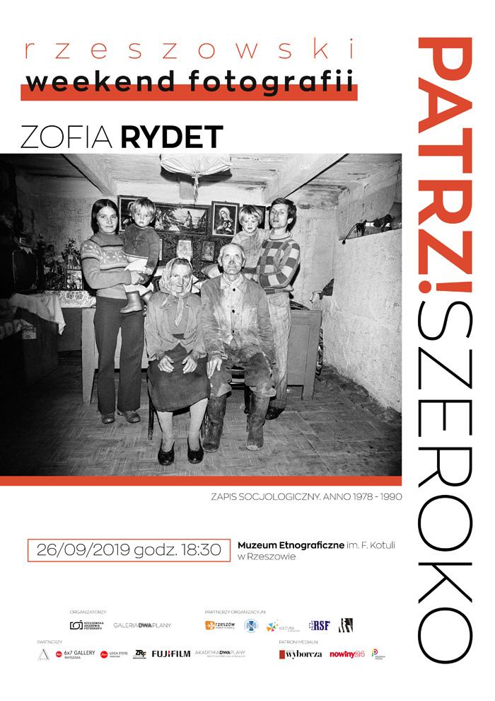 Zofia Rydet. Zapis socjologiczny. Anno 1978-1990