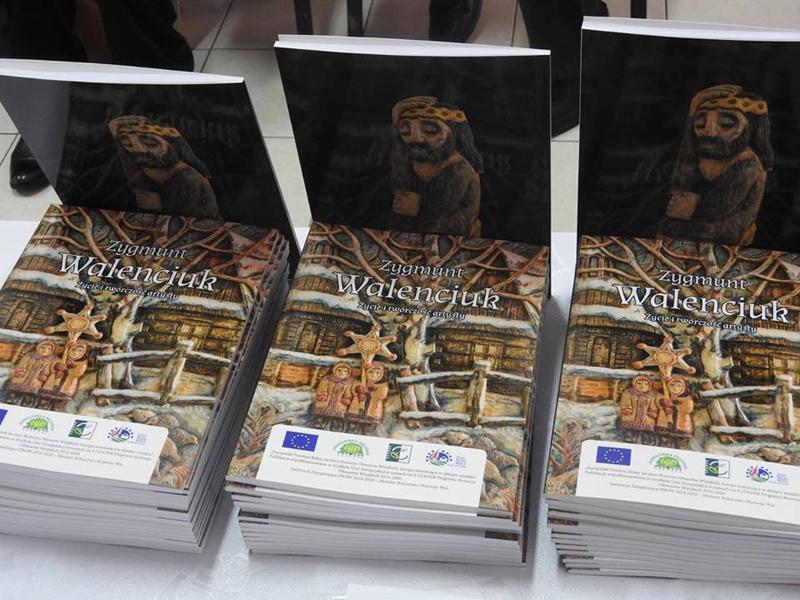 Zygmunt Walenciuk. Życie i twórczość artysty, fot. Gminny Ośrodek Kultury w Jabłoniu