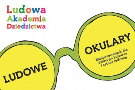 """""""Ludowe okulary"""" – wyjątkowa e-książka dla dzieci"""