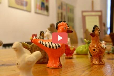 Akademia Sztuki Ludowej STL 2015 [wideo]