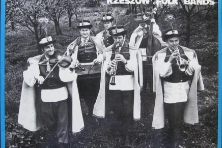 Kapele Rzeszowskie. Polski Folklor Muzyczny, vol.2
