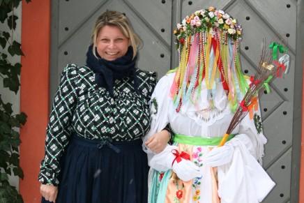 """""""Dzieciątko z Janšojc"""" czyli serbołużycki odpowiednik Mikołaja"""
