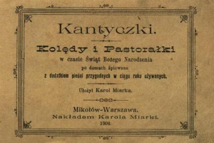 Prof. J. Bartmiński: Nowe kolędy i pieśni bożonarodzeniowe wciąż powstają