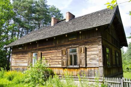 Eksperci: zwiększa się świadomość, jak ważnym dziedzictwem jest budownictwo drewniane
