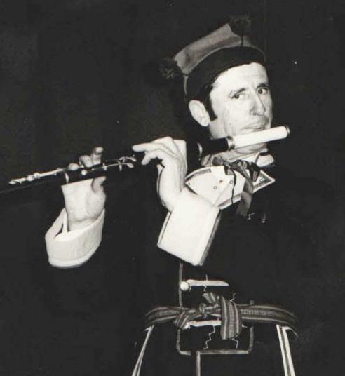 Antoni Bednarz – potomek rodu muzykantów