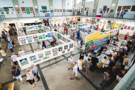 W Katowicach trwa XII Art Naif Festiwal – największy przegląd sztuki naiwnej w Polsce