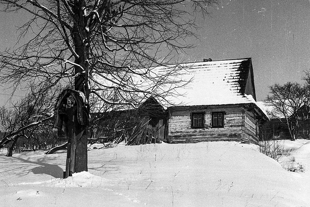 Beskidzka architektura drewniana wczoraj i dziś