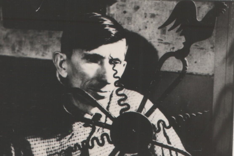 Bronisław Pietrak Kowal Swojego Losu Kulturaludowapl