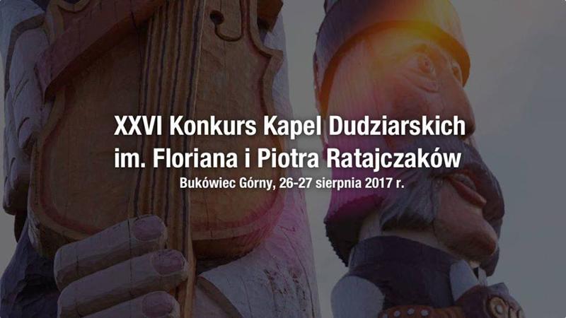 XXVI Konkurs Kapel Dudziarskich w Bukówcu Górnym