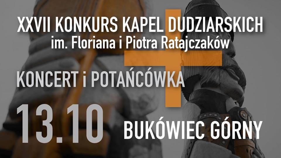 XXVII Konkurs Kapel Dudziarskich im. Floriana i Piotra Ratajczaków