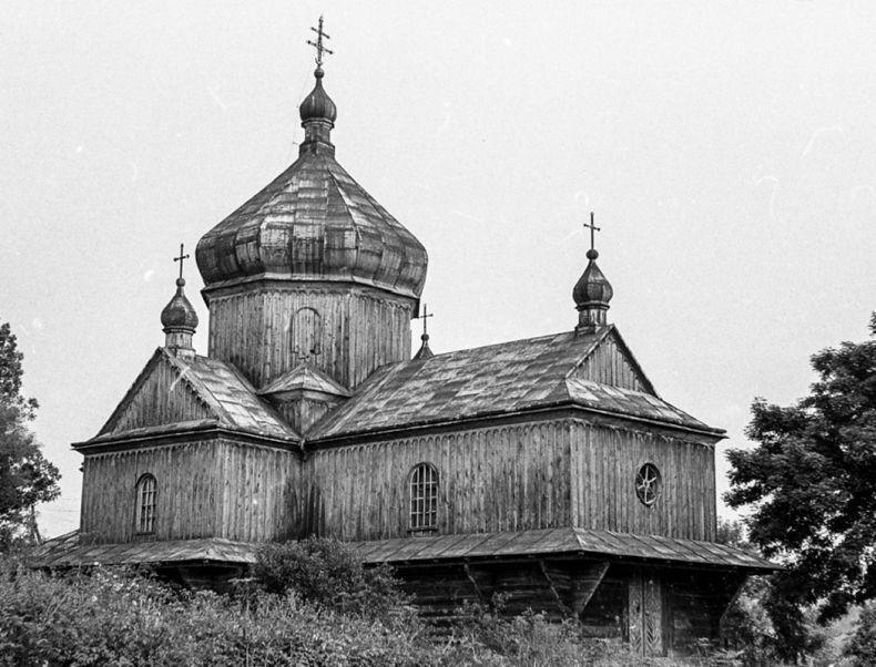Wystawa Łemkowszczyzna drewniana