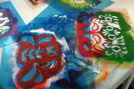 Na tradycji można zarobić – warsztaty Etno-designu w Nowych Piekutach!