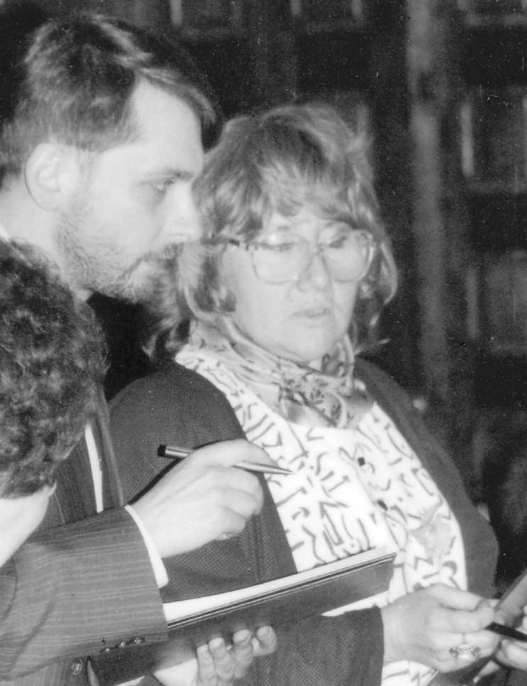 Ewa Bączyńska (1942–2020)