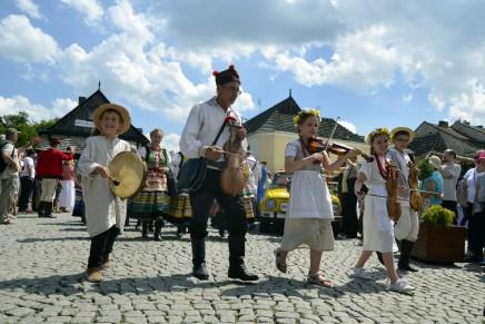 W Kazimierzu Dolnym przyznano nagrody dla najlepszych kapel i śpiewaków ludowych