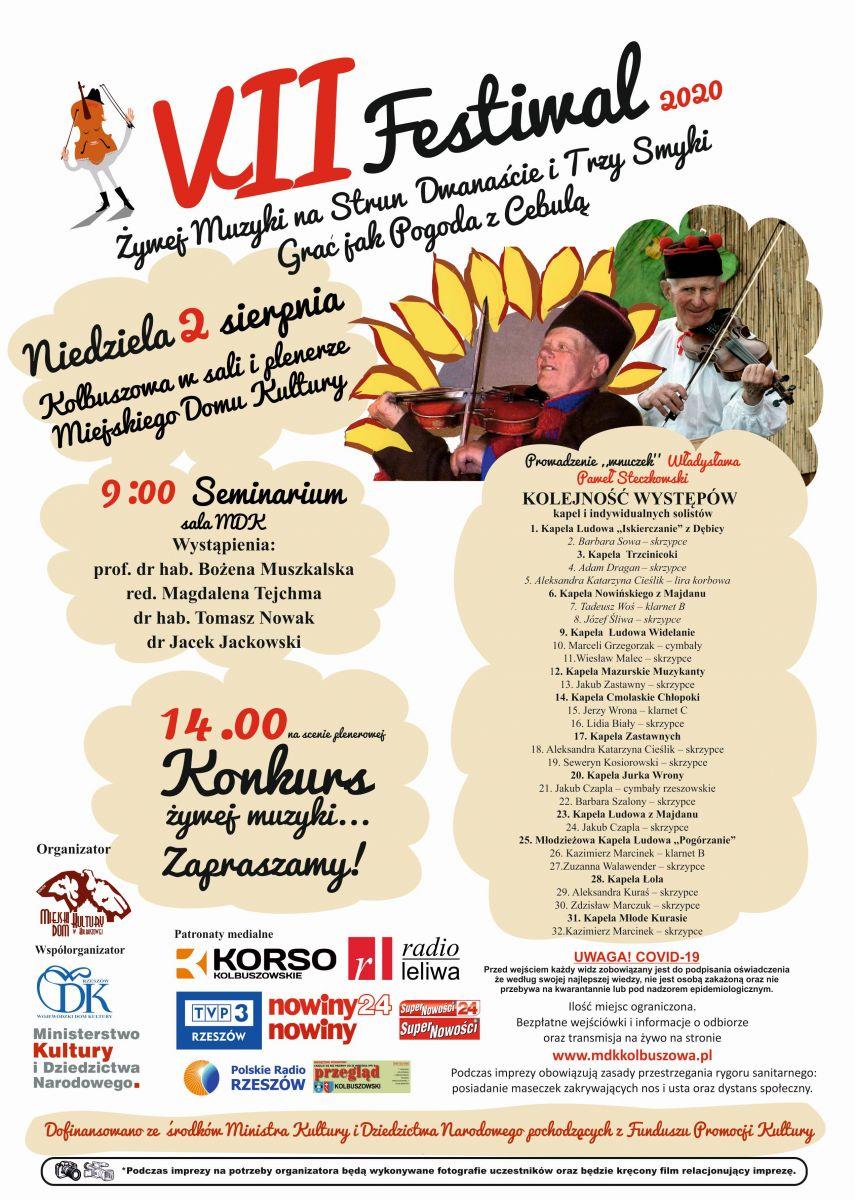 VII Festiwal Żywej Muzyki