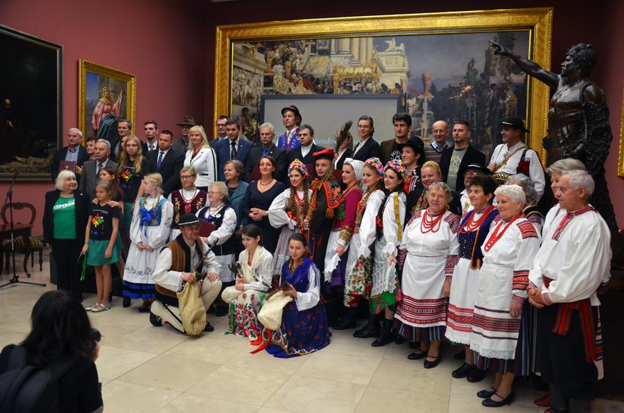 Gala niematerialnego dziedzictwa kulturowego