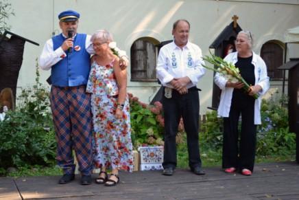 Jubileusz pracy artystycznej Stanisława Śliwińskiego i Leszka Baczkowskiego