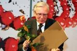 Prof. Jan Stęszewski podczas uroczystości wręczenia Nagród im. O. Kolberga 2010, fot. Katarzyna Markiewicz