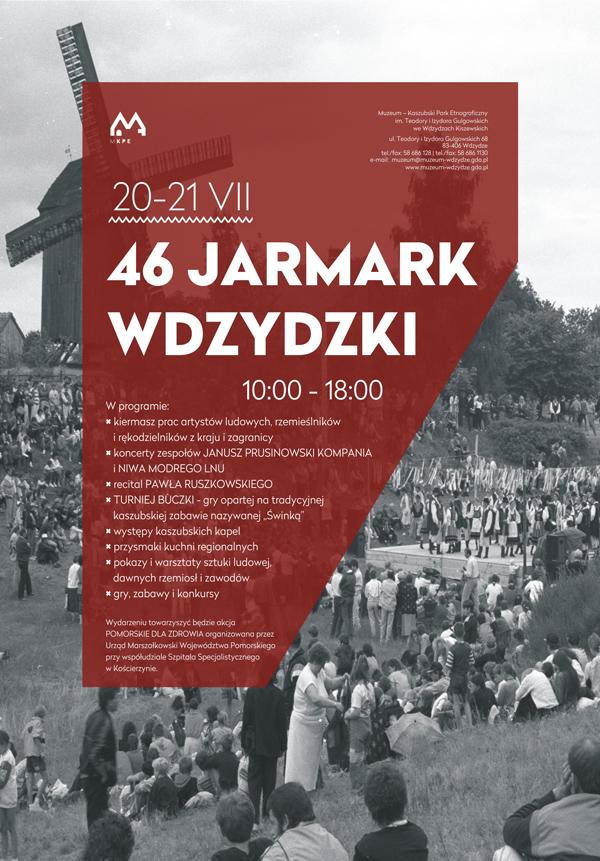 46. Jarmark Wdzydzki