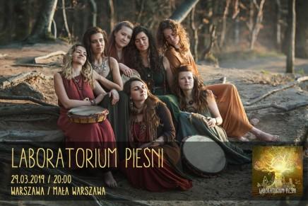 """Laboratorium Pieśni w Warszawie – premiera """"Rasti"""""""
