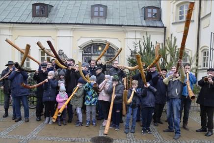 Grają głównie dla tradycji. XXIII Konkurs gry na ligawkach w Siedlcach [audio, foto]