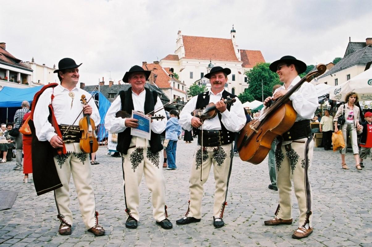 Ludwik Młynarczyk – promotor folkloru Orawy