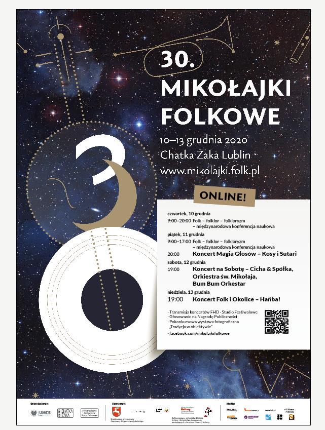 XXX Mikołajki Folkowe